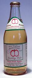 New England McIntosh Sparkling Cider