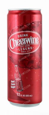 Cheerwine (slim can)