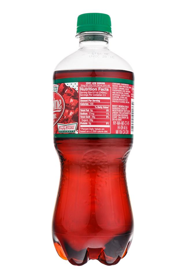 Cheerwine: Cheerwine-Kreme-Facts