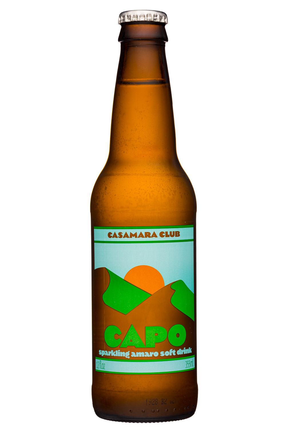 Capo - Sparking Amaro Soft Drink