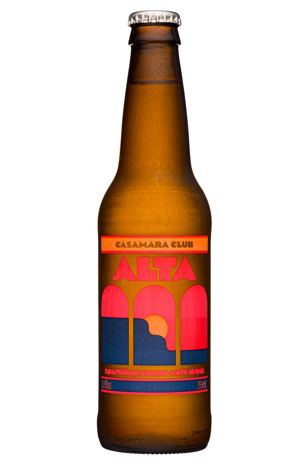 Alta - Sparking Amaro Soft Drink