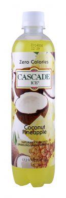 Cascade Ice: CascadeICE_CoconutPineapple