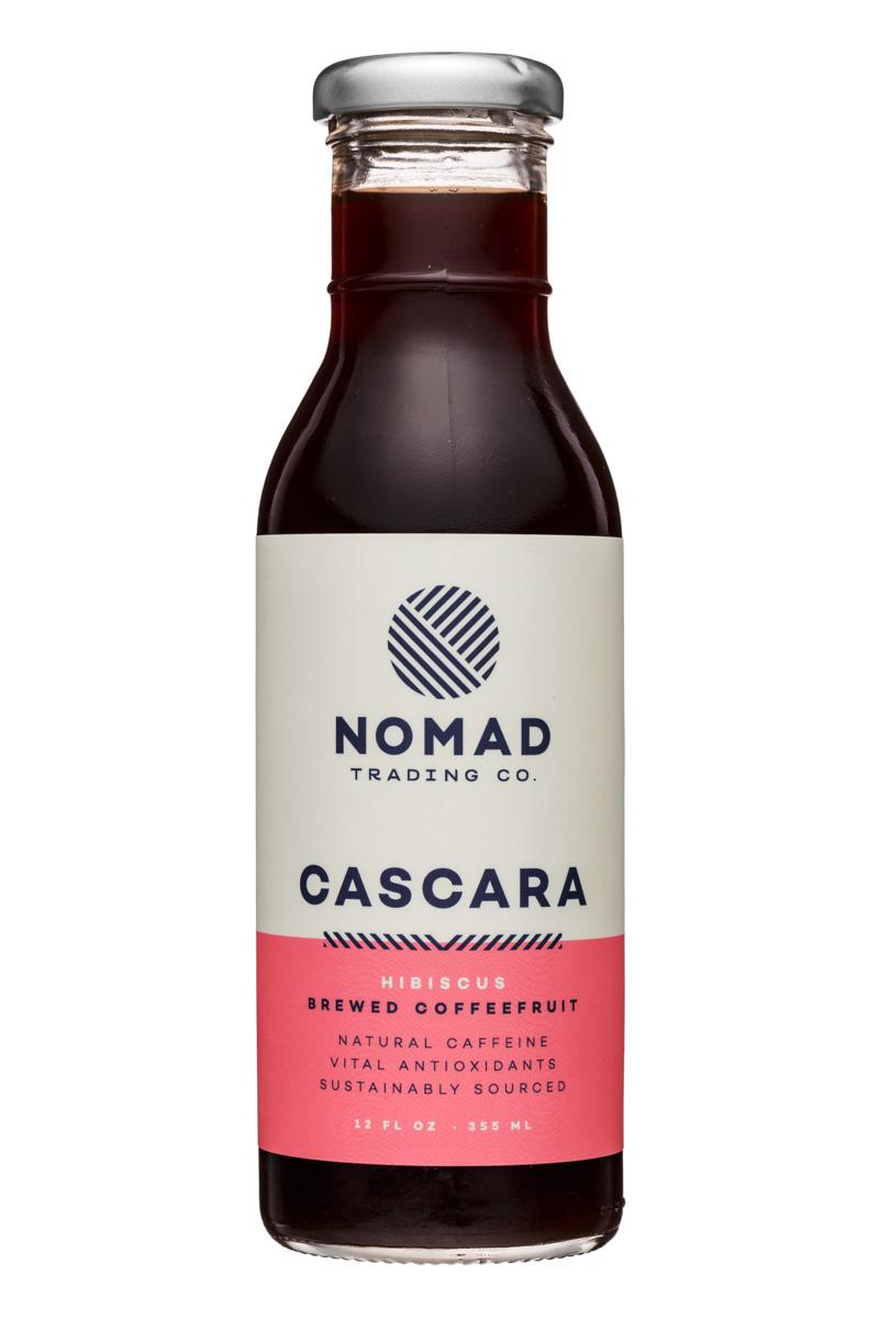 Nomad Trading Co.: NomadTradingCo-12oz-Cascara-Hibiscus-Front