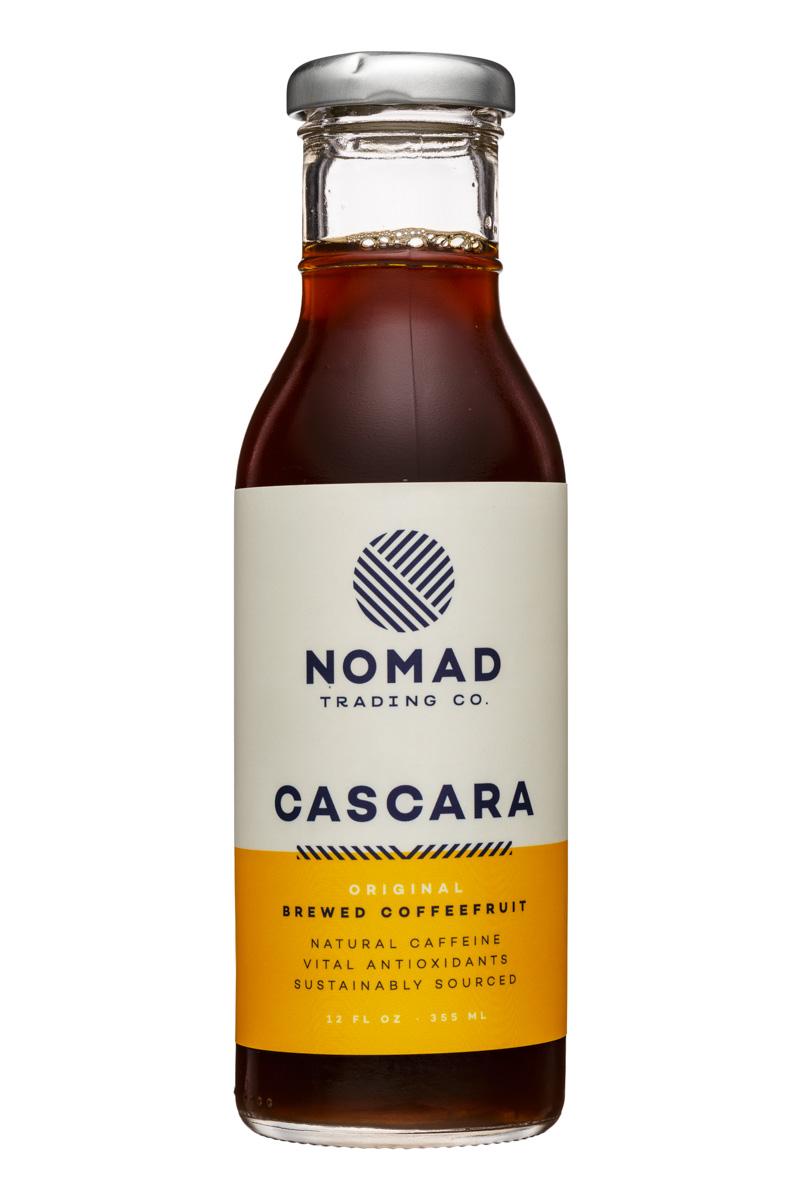 Nomad Trading Co.: NomadTradingCo-12oz-Cascara-Original-Front