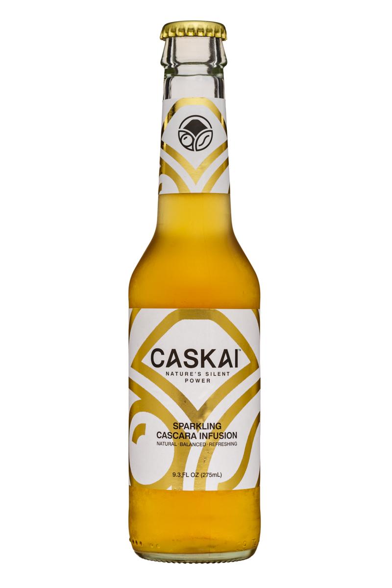 Caskai: Caskai-9oz-SparklingCascara-Front