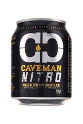 Caveman Nitro Cold Brew Coffee