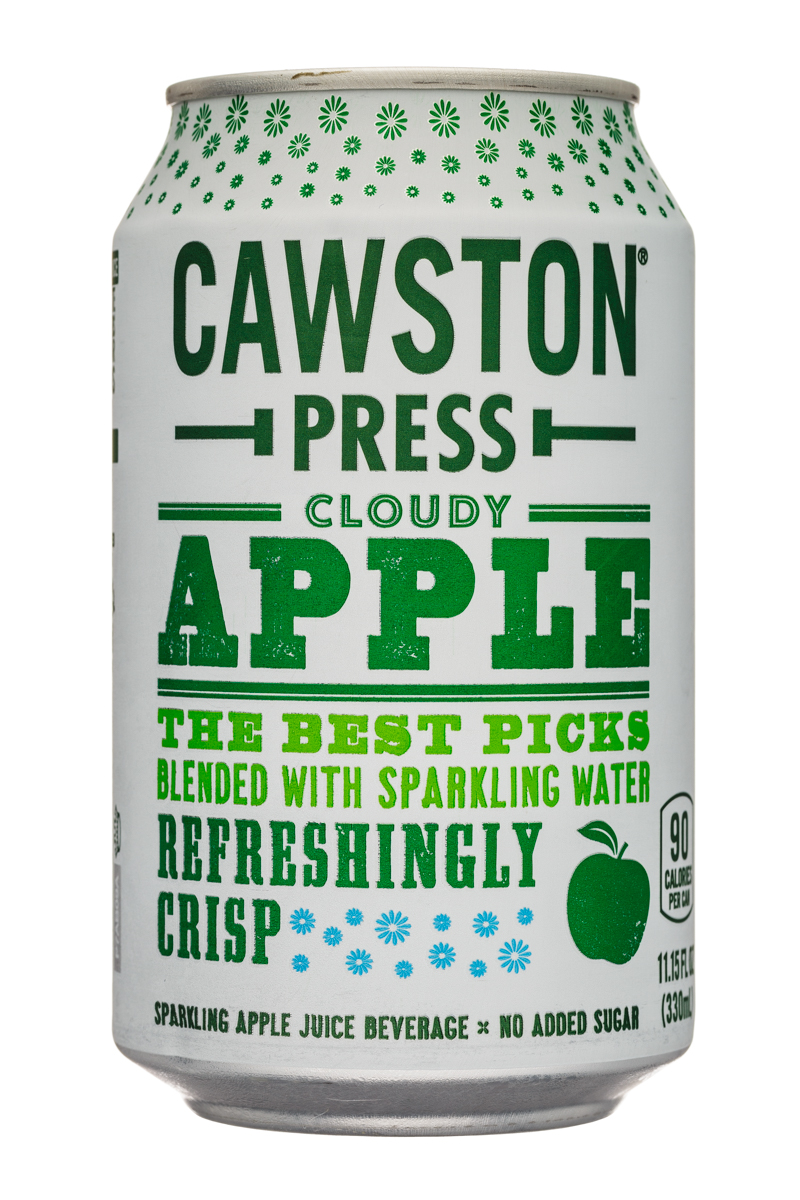 Cawston Press: CawstonPress-12oz-CloudyApple-Front