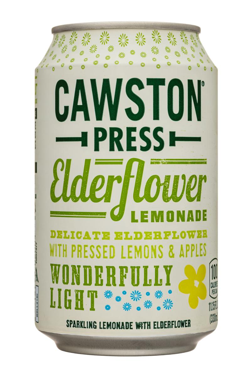 Cawston Press: CawstonPress-12oz-ElderflowerLemonade-Front