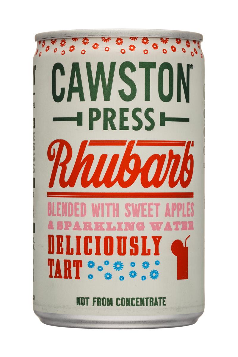 Cawston Press: CawstonPress-Small-Rhubarb-Front
