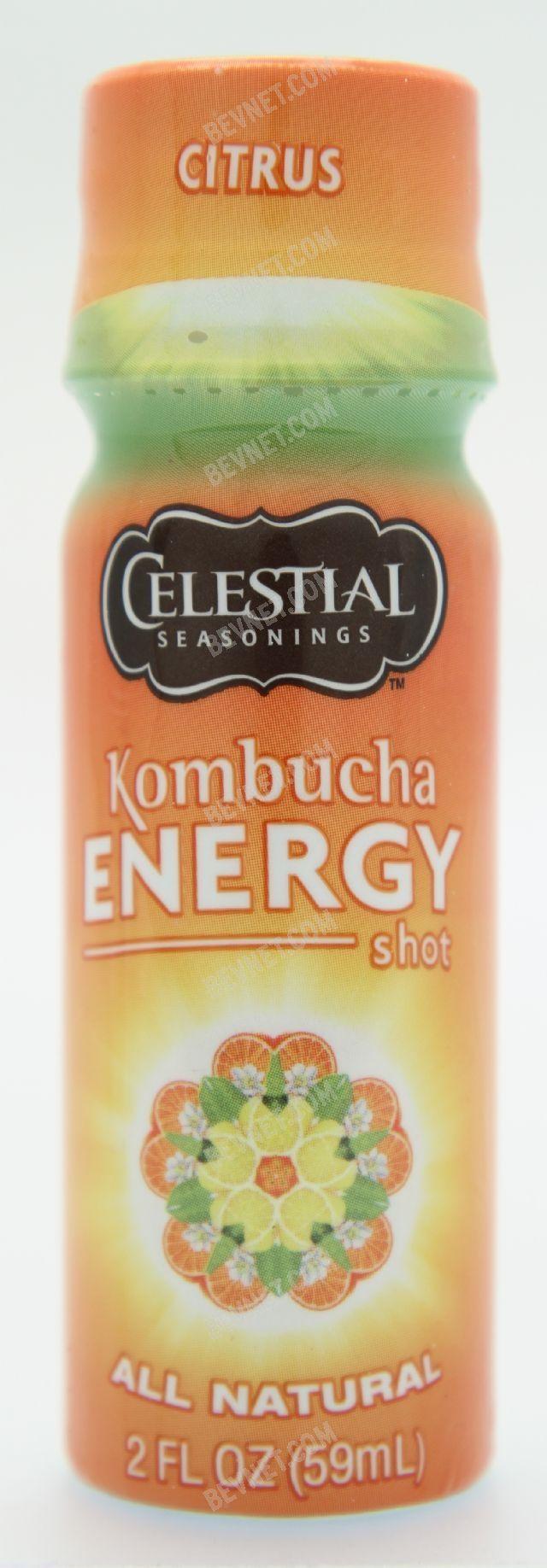 Celestial Seasonings Kombucha Energy: