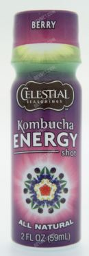 Celestial Seasonings Kombucha Energy:
