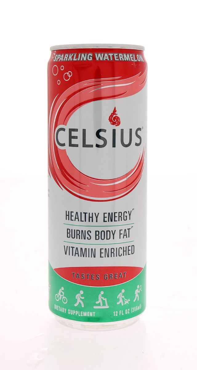 CELSIUS : Celsius Watermelon Front