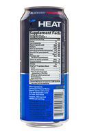 CELSIUS : Celsius-Heat-16oz-BlueberryPom-Facts