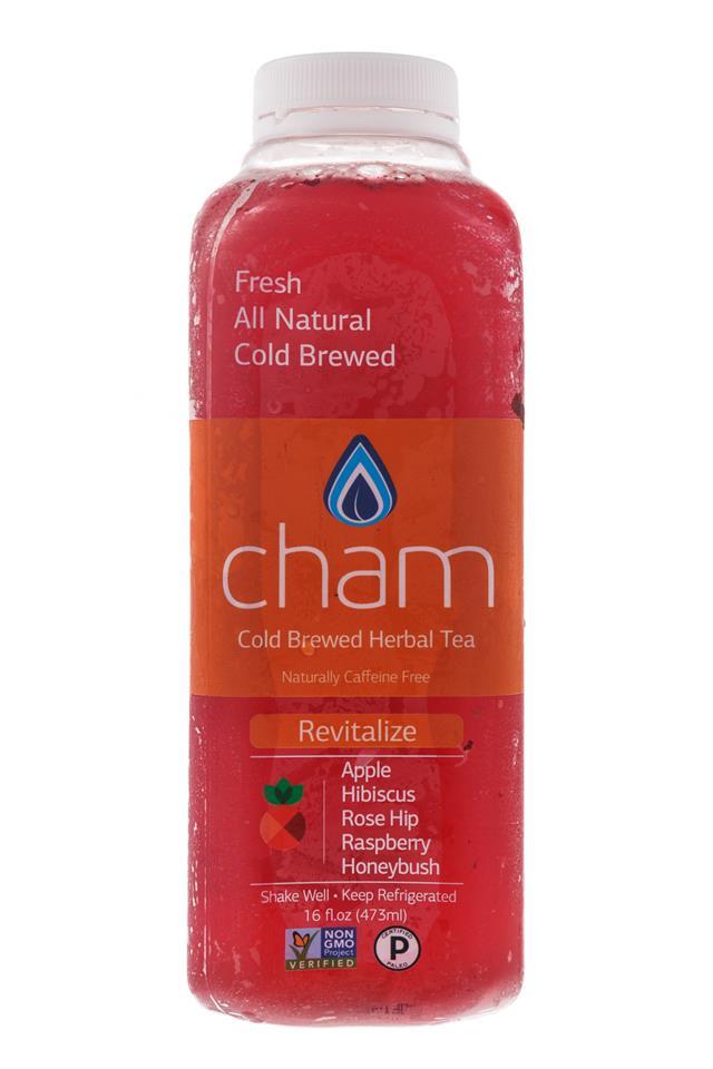 Cham: Cham-HerbalTea-Revitalize-Front