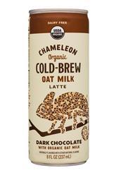 Dark Chocolate - Oat Milk Latte