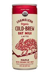 Maple - Oat Milk Latte