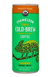 Churro - Smooth Black Coffee