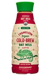 Organic Oat Milk - Gingersnap Cold-Brew Coffee