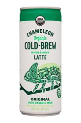 Original - Whole Milk Latte