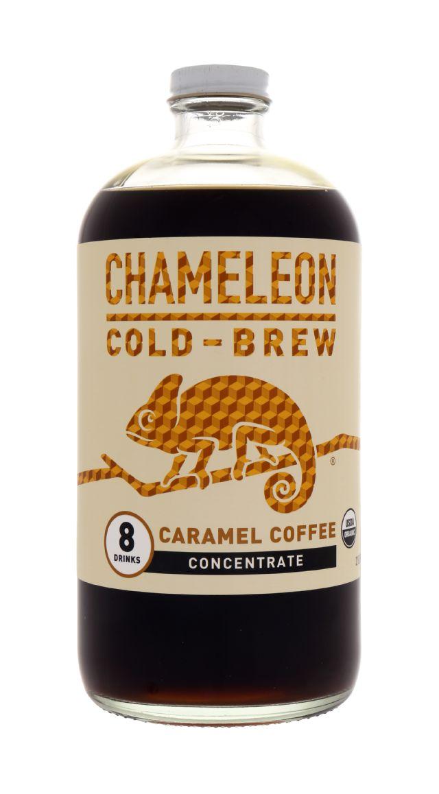 Chameleon Cold-Brew: Chameleon Caramel Front