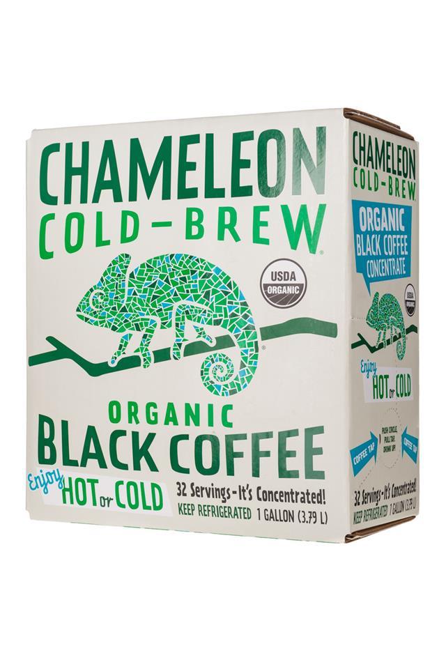 Chameleon Cold-Brew: Chameleon-BlackCoffee-1Gal-Front