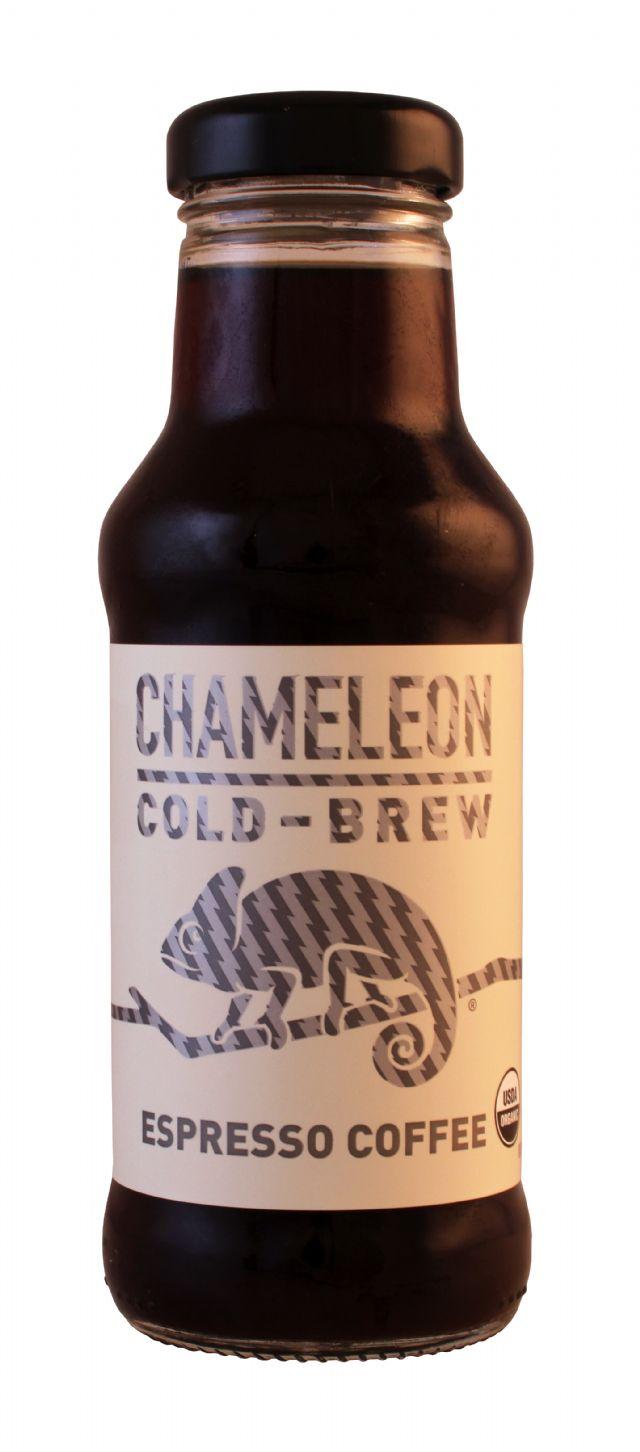 Chameleon Cold-Brew: Chameleon ESP Front