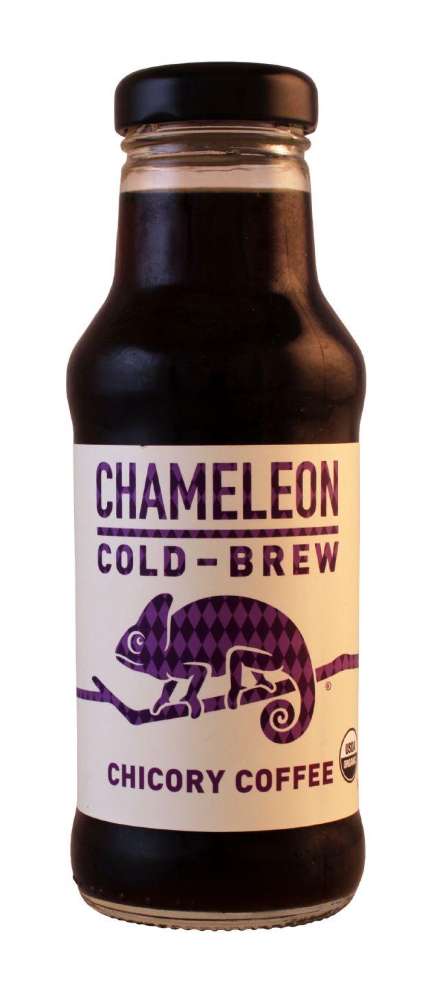 Chameleon Cold-Brew: Chameleon Chicory Front