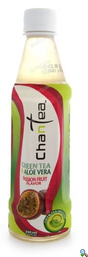 Green Tea Aloe Vera Passion Fruit