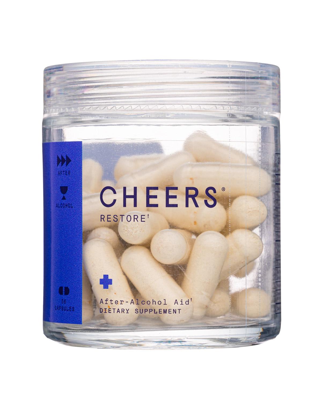 Cheers Restore (pills)