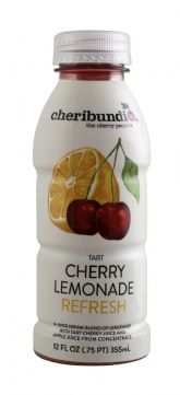Tart Cherry Lemonade Refresh