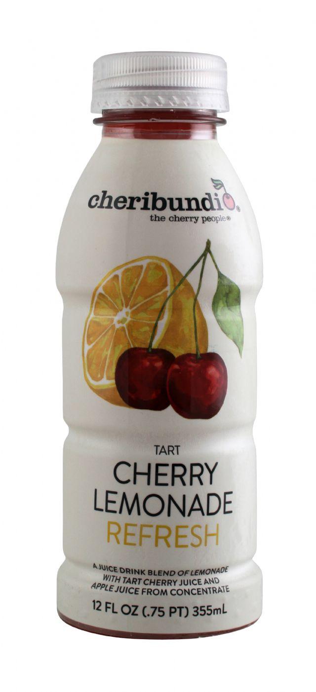 Cheribundi: CheriBundi Refesh Front