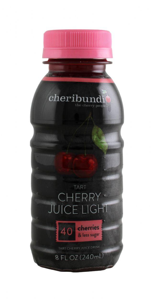Cheribundi: CheriBundi CherryLight Front