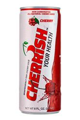 Cherrish your health: Cherry