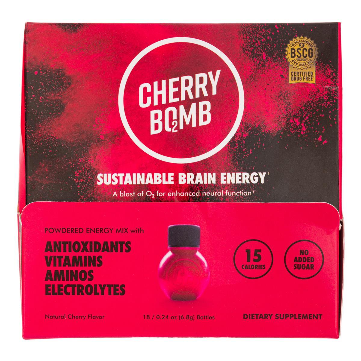 Cherry Bo2mb Energy Mix
