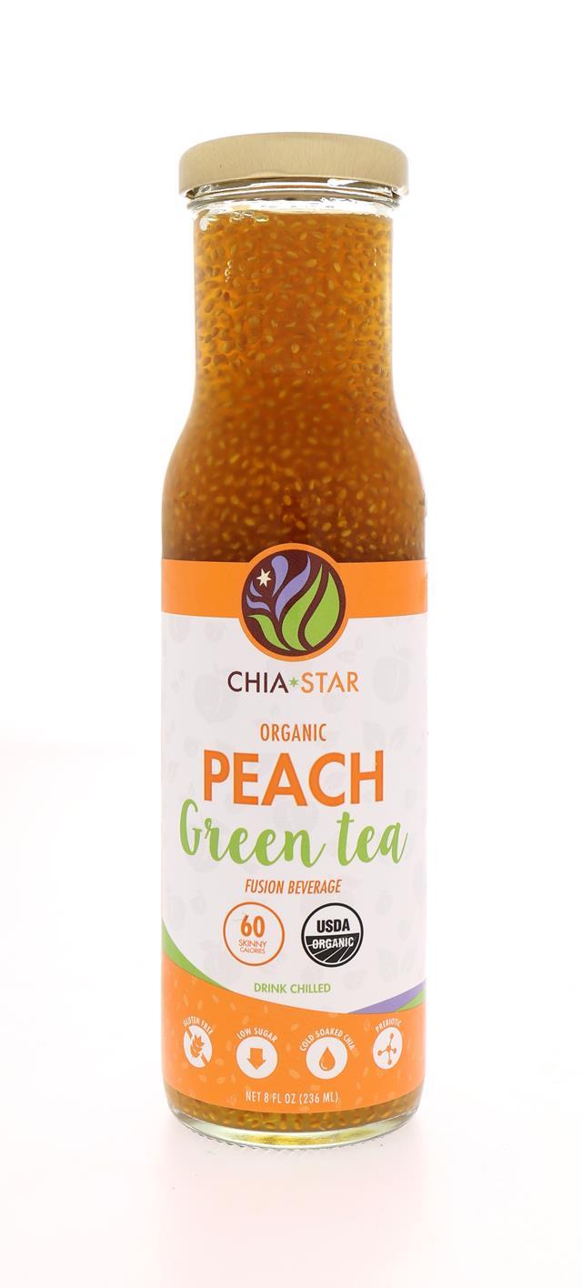 Chia Star: ChiaStar PeachGreen Front