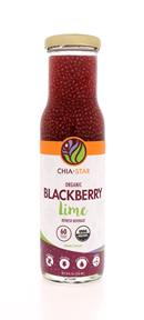 Chia Star: ChiaStar BlackberryLime Front