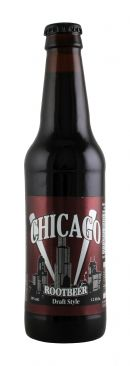 Chicago Root Beer: Chicago Rootbeer Front