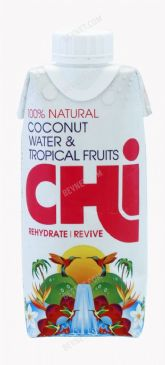 Coconut Water & Tropical Fruits