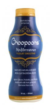 Mediterranean Yogurt Smoothie