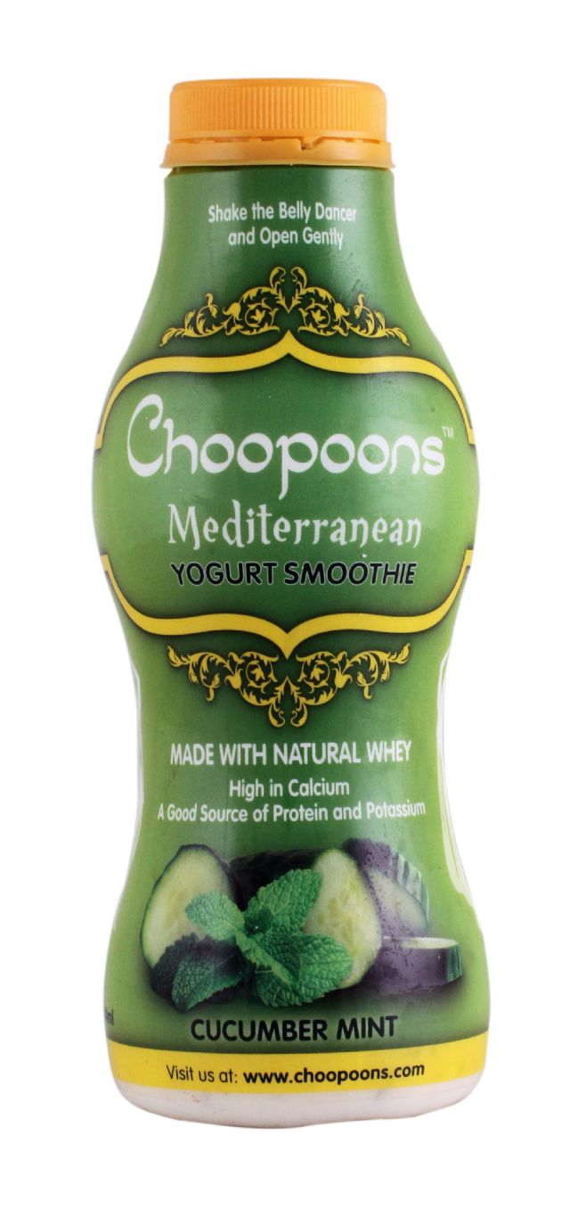 Choopoons: ChooPoons CucumberMint Front
