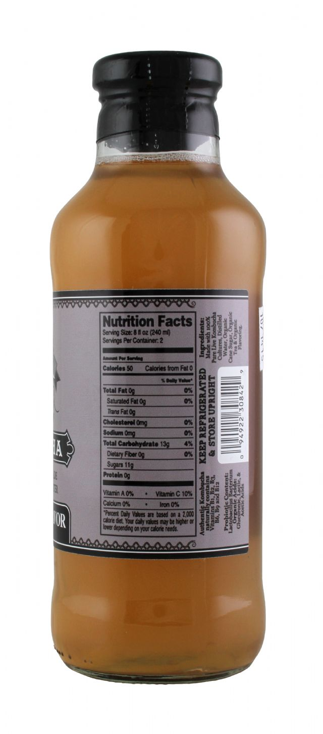 Ciara's Kombucha: Ciara Original Facts