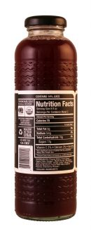 CideRoad Organic Switchel: CideRoad Blueberry Facts