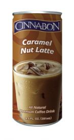 Caramel Nut Latte