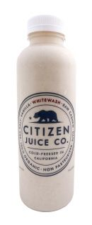 Citizen Juice: CitizenJuice WhiteWash Front