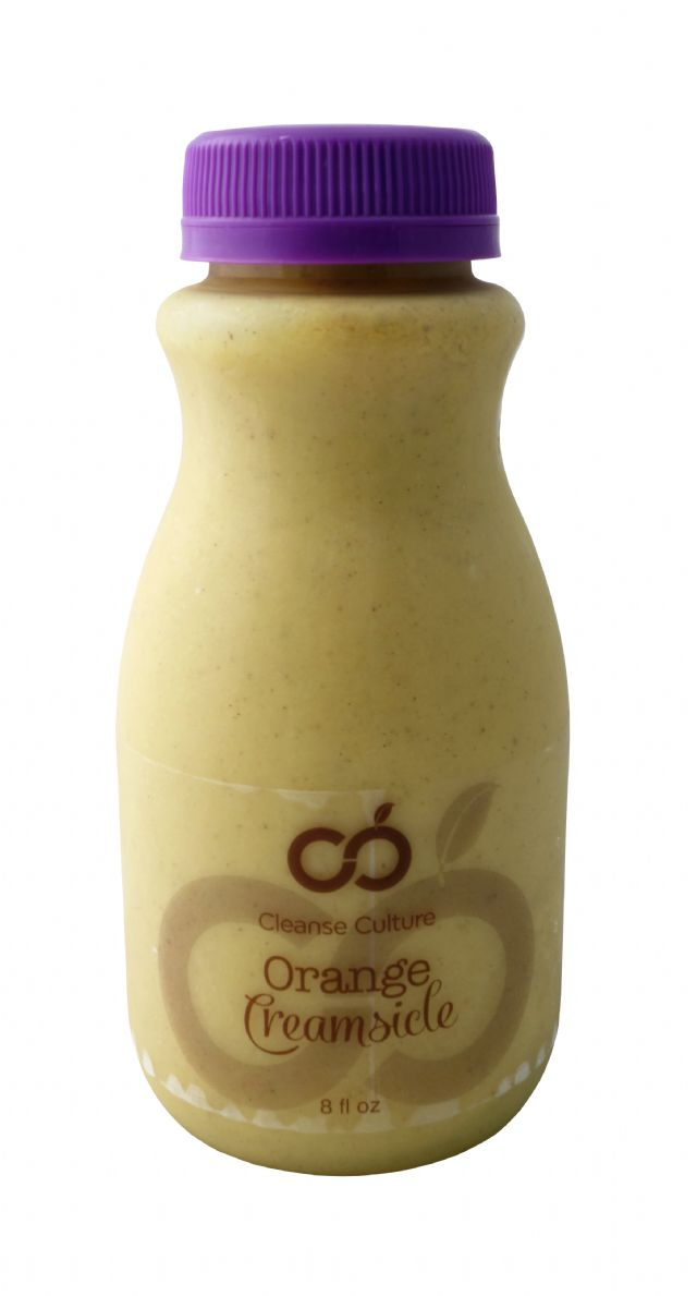Cleanse Culture: CleanseCulture Orange Creamsicle Front