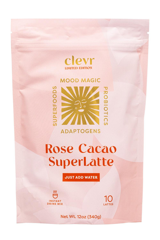 Rose Cacao Super Latte