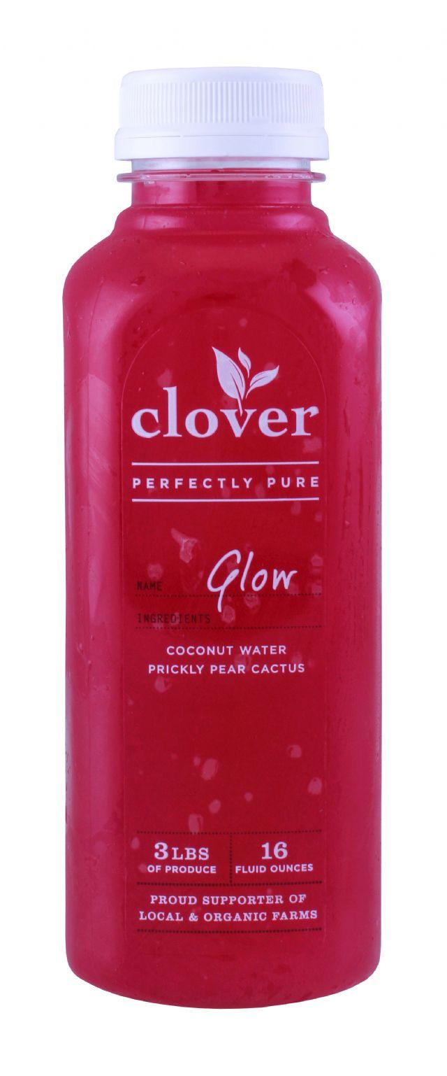 Clover Cold-Pressed Juice: Clover Glow
