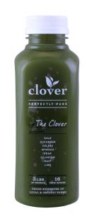 Clover Cold-Pressed Juice: Clover TheClover