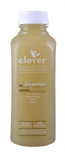 Clover Cold-Pressed Juice: Clover Gingersnap