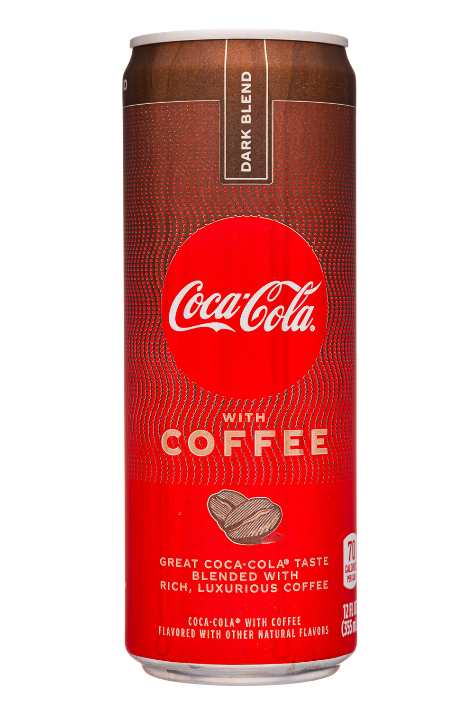 With Coffee - Dark Blend